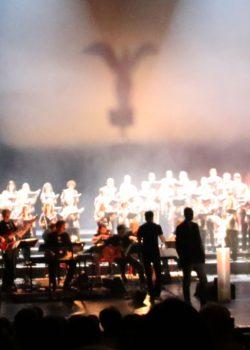 Psalm 2016 Uraufführung in der Oper Leipzig