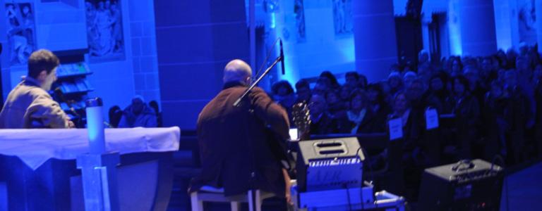 Duo-Konzerte mit Gregor Linßen und Martin Weiß