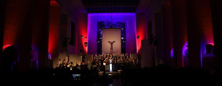 PSALM 2016 Lichtdesign: Gregor & Jonas Linßen